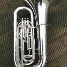 Besson Sovereign BE994-2 BBb Tuba-Sølv