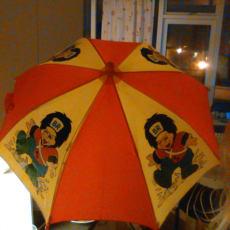 Paraply sælges