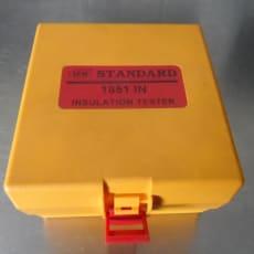 Megger Insulation Tester – som ny – meget lidt brugt