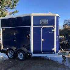 2014 Ifor Williams HB511 - trailer med hestekasse
