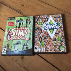 Sims spil