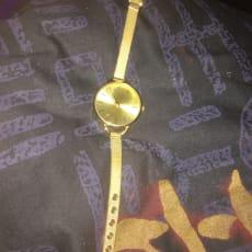 Guld ur sælges