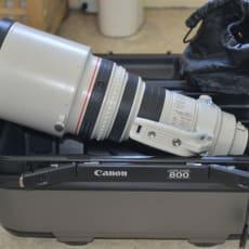 Canon EF 400mm f2.8 L ER USM Objektiver