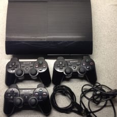 PS3 Superslim 1000 gb