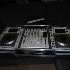 Pioneer Cdj 2000 NXS2 limited edition og Pioneer Djm 900 NXS2