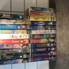 Walt Disney VHS film