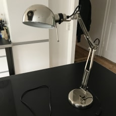 Skrivebordslampe, FORSÅ - IKEA
