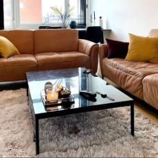 Serena Anilin læder sofaer fra ILVA