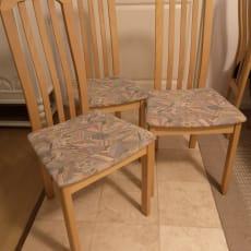 Skovby 8 stk. spisebordstole sælges