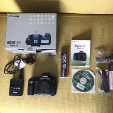 Canon EOS 5D Mark III / EOS 5D Mark IV / EOS Mark II