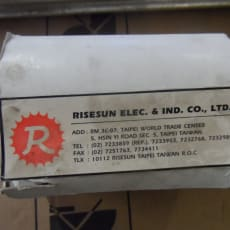 4 stk Risesun No-Fuse Breakers 75A