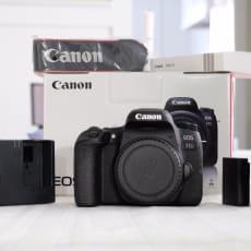 Nikon D5600 / Nikon D7500 DSLR  / Canon EOS 77D DSLR