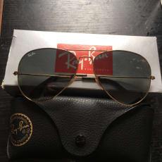 Ægte Ray Ban solbriller