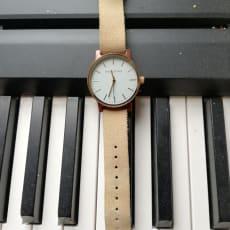 Woodtime Unizex ur