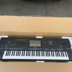 Yamaha Genos 76-nøgles digital arrangør-arbejdsstation