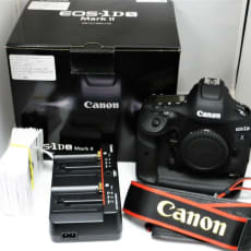 Canon EOS 1DX Mark II Full Frame Pro Digital SLR-kamera