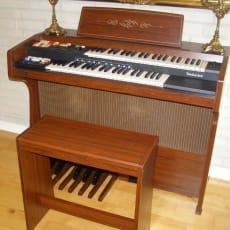 Elorgel, Technics  SX-2900R, Instrumenter fremstår som ny...