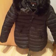 Helt nyt winter jakke ,farve sort og storelse 3xl