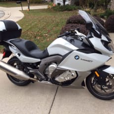 Brand nye 2012 BMW K-Series