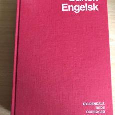 Ordbøger Dansk/Engelsk/Dansk