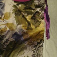 Mønstret kjole fra St. Martins
