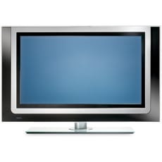 "Philips 32"" HD-TV + Clint DC1 digitaltuner"