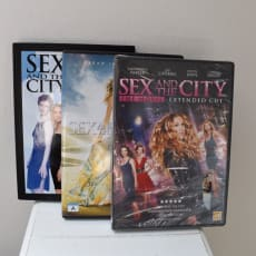 Sex And The City 1&2