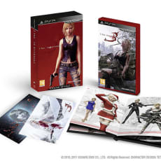 Parasite Eve Third Birthday Twisted Edition