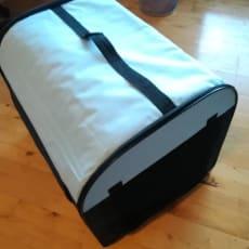 Transporttaske til hund/kat 51x61x50 cm