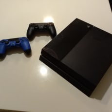 PS4 - Plus 2 Controller
