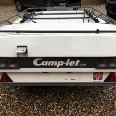 2012 Camp-let Concorde Special Edition - trailer telt