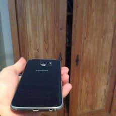 Samsung Galaxy S6 32GB Sort