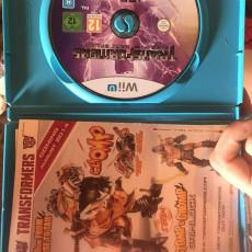 Transformers Til Wii U