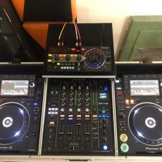 Pioneer 2 X CDJ2000NXS2, DJM900NXS2 NEXUS 2