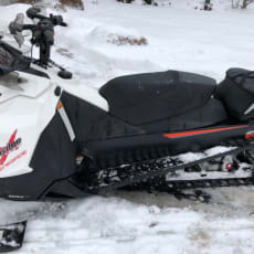 2015 Ski-Doo Renegade 800 X package E-tec