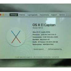 Perfekt fungerende iMac sælges