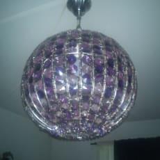 loftslampe pæn