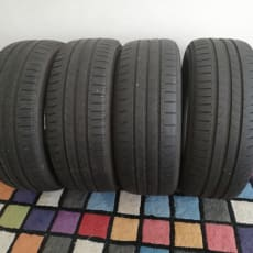 Sommerdæk, Michelin str 205/55 R16