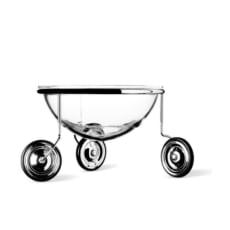 Skål på hjul / Fruit on wheels, Arnout Visser  Frugtskål på hjul Designet af Arnout Visser