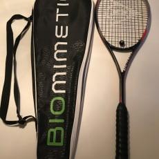 Squashketsjer, Dunlop Biomimetic Pro inkl. taske