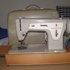 Symaskine, Singer 237, Singer 237 symaskine af ældre mode...