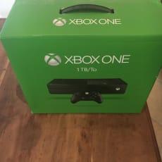 Ny Xbox One 1TB