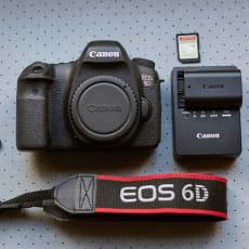 Canon EOS 6D / EOS 7D Mark II