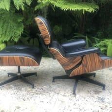 2013 Herman Miller Eames Lounge stol - Palisander & sort læder