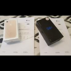 iPhone 7 guld