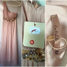 Smuk & elegant kjole