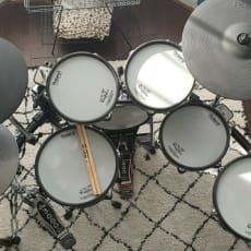 Roland TD-30KSE - V-Drum Kit med DW HARDWARE