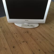 28 tommer Prosonic fjernsyn til salg