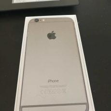 iPhone 6 Plus og huawei