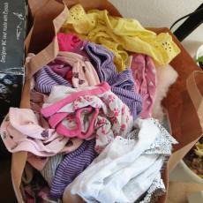 Pige tøj str 50-68